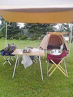 ソロキャンプ1