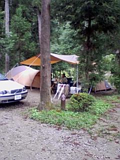 柿山田キャンプ