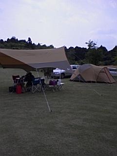 父息子キャンプ1